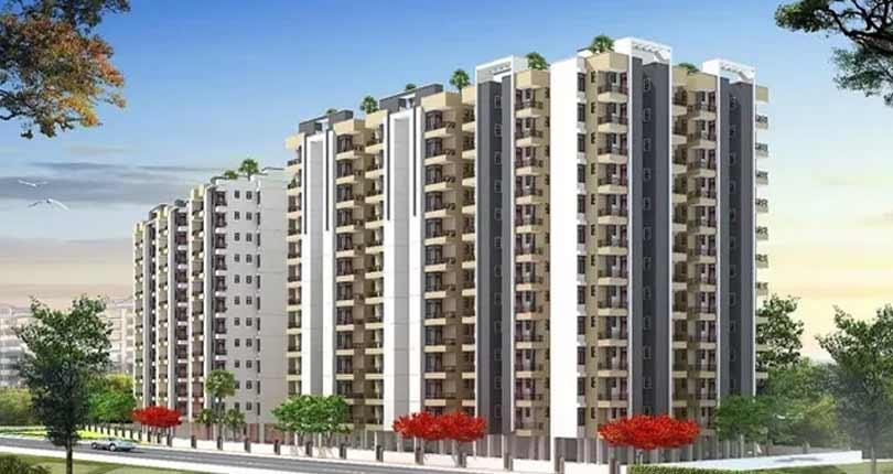Elegant Vaishali Utsav  site plan
