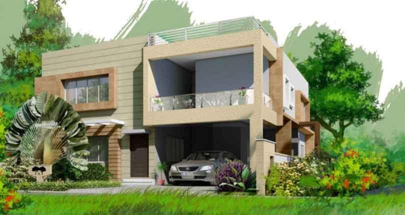 Harit Dharaa Harit Homes  site plan