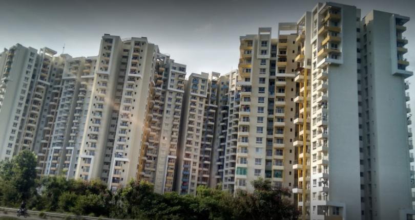 Puravankara Gold Crest  site plan