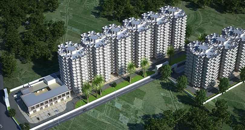 Pareena Laxmi  site plan