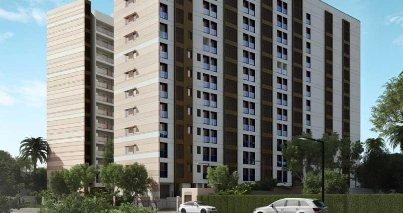 Mahindra Vivante  site plan