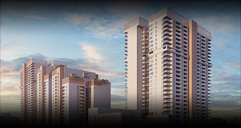 Godrej South Estate  site plan
