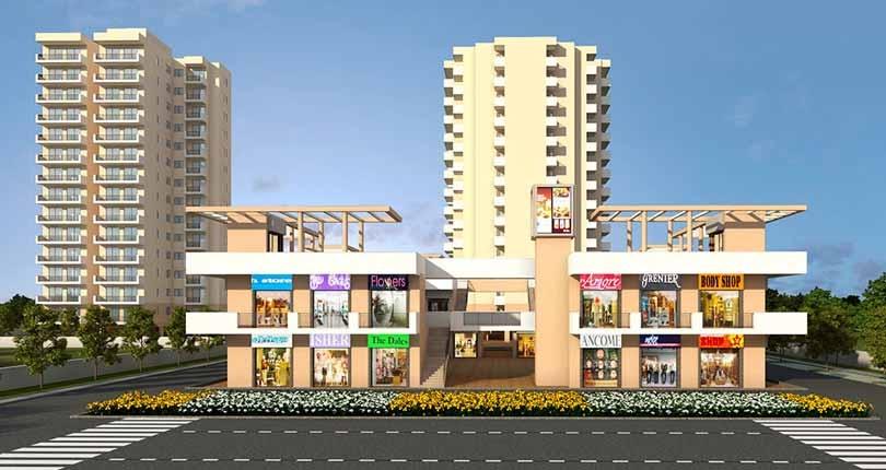 ROF Galleria 95  site plan
