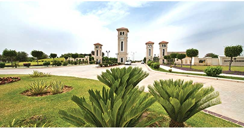 Emaar Jaipur Greens site plan