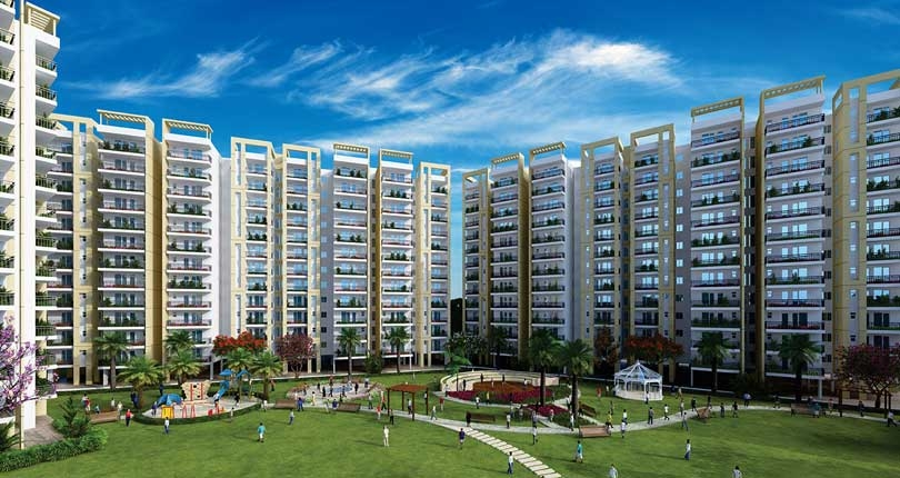 GLS Infra Arawali Homes 2  site plan