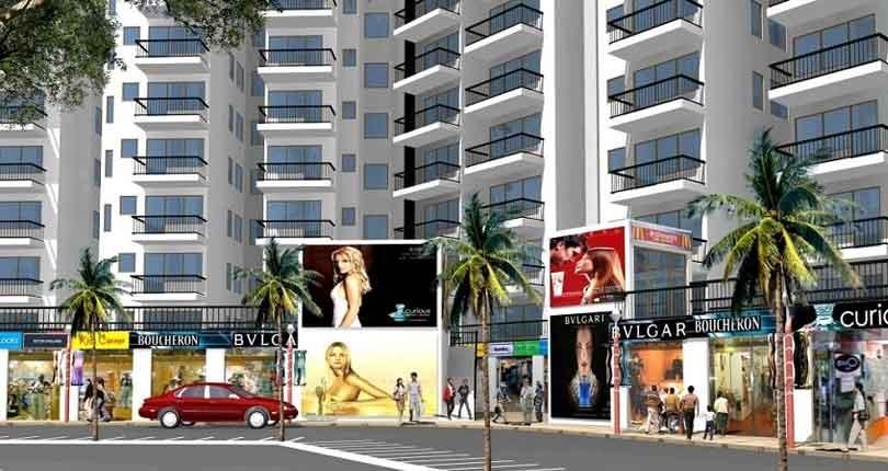 ROF Galleria  site plan