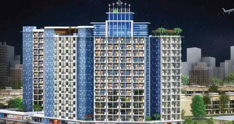 Gaur Runway Suites  site plan