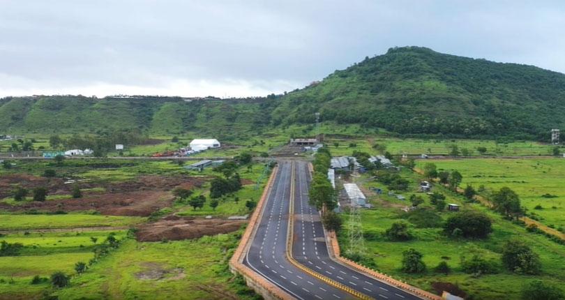 Godrej Hillside  site plan