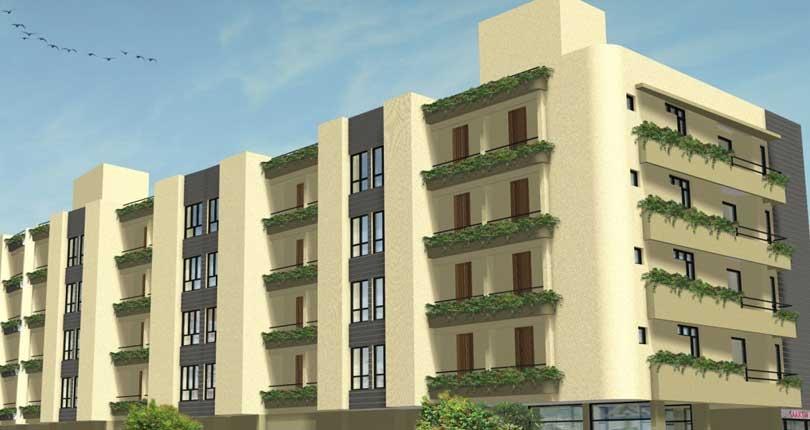 BGA Realtors Amrita Abashan  site plan