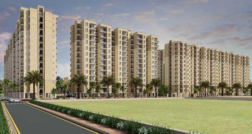 Manglam Aadhar  site plan
