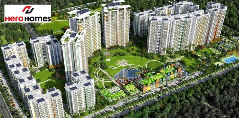 Hero Homes Sector 104 Gurgaon: Your Keys to Home