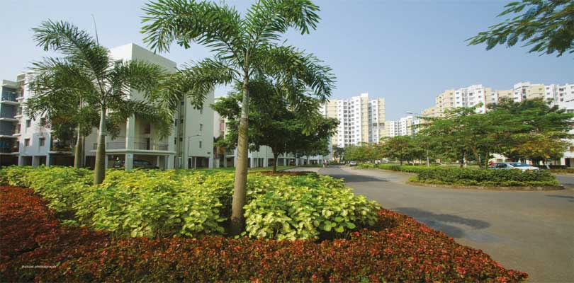 Affordable housing projects in Kolkata